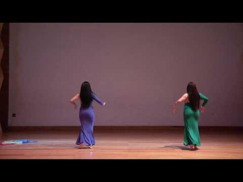 Set el Hosn por Alumnas del Estudio de Danzas Arabes Cape