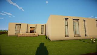 Строим Вместе! Красивый дом №2 - Ep. 1 - Строительство - Minecraft