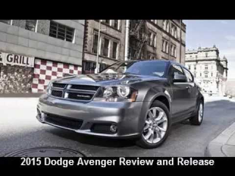 2015 Dodge Avenger Review and Release  YouTube