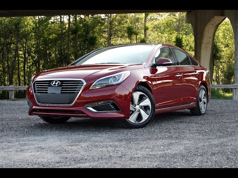 2016 Hyundai Sonata Hybrid Walk Around