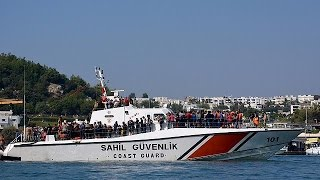Turkey taking care stopping Aegean Sea refugees