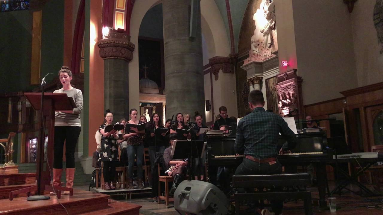 Come to Me - Michael Joncas; St. Paul Young Adult Choir ...
