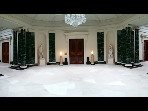 Mount Stewart: The Story of the Central Hall Floor Project