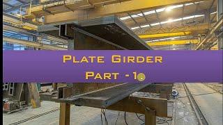 Design of Plate girder (Part-1)