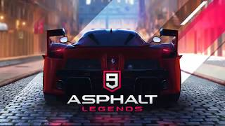 [Asphalt 9: Legends Soundtrack] Pimps Of Joytime - The Jump