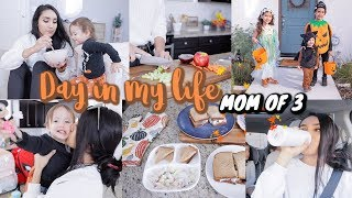 FALL DAY IN MY LIFE AS A MOM OF 3 🍂