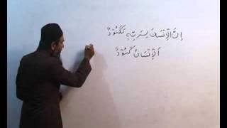 Arabi Grammar Lecture 22 Part 01 عربی  گرامر کلاسس