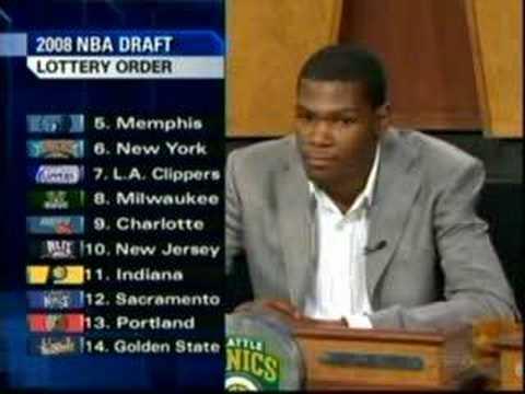 2008 draft lottery