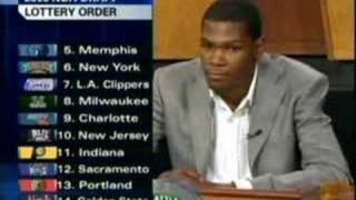 2008 draft lottery
