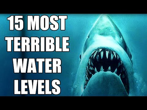 15 Most Terrible Water Levels In Video Games That Totally Walloped You