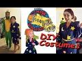 DIY Magic School Bus Costumes | How I Made Ms. Frizzle & Liz