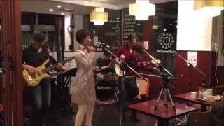 2016.03.06 神戸フルーツフラワーパーク Sun Flower Cafe Music Pary の...
