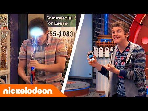 Видео: Опасный Генри   Лучшие моменты с Джаспером — Часть 2   Nickelodeon Россия