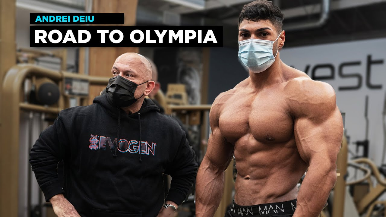 Road to Olympia Ep1 - Ft Hany Rambod