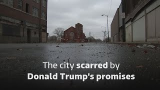 Gary: The city scarred by Donald Trump