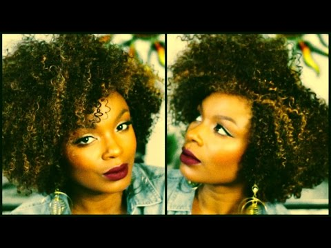 THE NEW BESHE DREW | CLASSIC NATURAL HAIR WIG | FUNKY