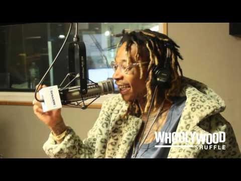 Wiz Khalifa Addresses $100k Rolex Getting Stolen And Squashing Kanye Beef With DJ Whoo Kid