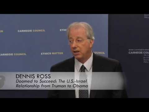 "Dennis Ross: Israel & the ""Transformative"" Reagan Administration"