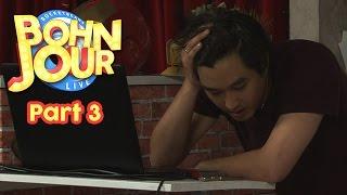 Bohn Jour #23 | Part 3 | mit Florentin Will und Aurel Mertz | 10.06.2015