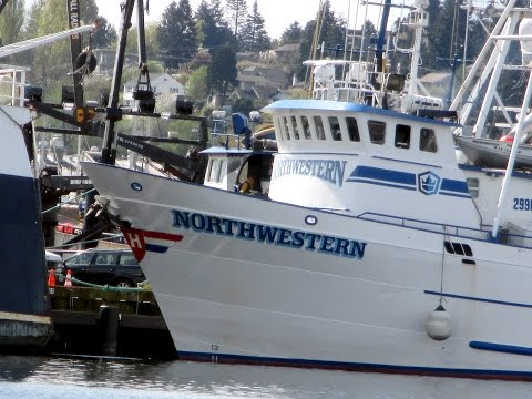 Salty Dog Boating News, Northwestern Deadliest Catch Boat, Seattle Ship Canal