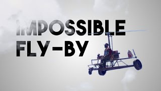 Download lagu the IMPOSSIBLE Fly-By | Rust