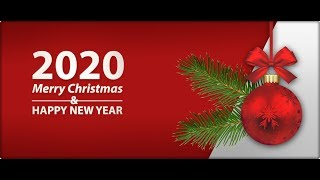 Goodbye 2019 한해를보내며 🎄 Happy New Year 2020 🎁 Happy year 2020 free