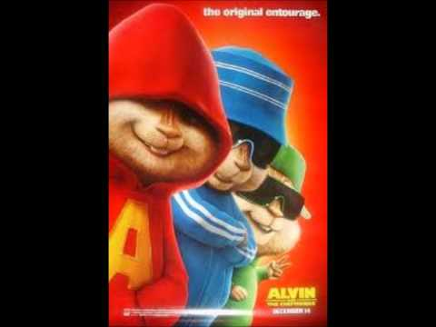 alvin and the chipmunks - pokerface