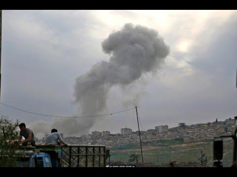 انفجار يقتل 7 مدنيين و4 من الجيش الحر في مدينة عفرين  - نشر قبل 2 ساعة