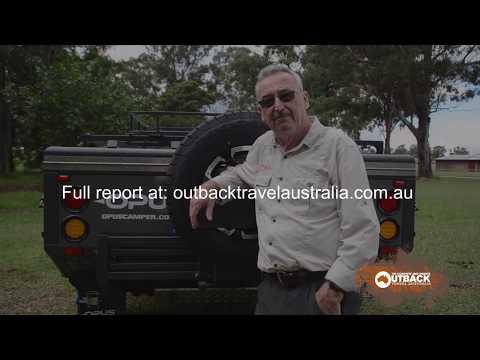 Air Opus Camper Trailer - Allan Whiting -  March 2019