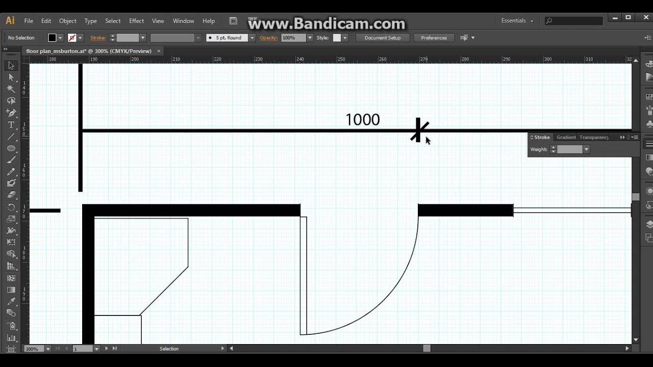 floor plan illustrator 3 - YouTube