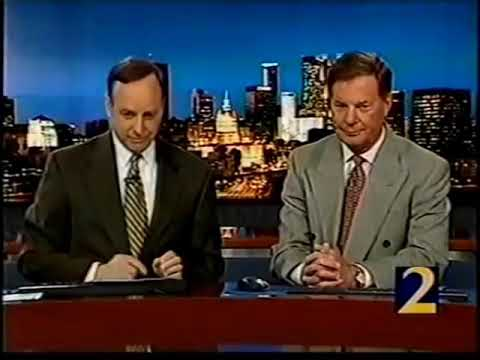 WSB-TV Atlanta Glenn Burns's 11PM Weather Forecast April 16, 2004