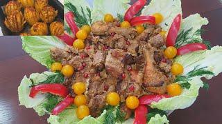 Безумно Вкусное Горячее Блюдо на Праздничный Стол Лучший Рецепт Мяса