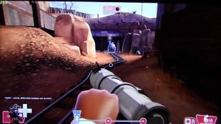 Team Fortress 2 Online Gameplay pt1