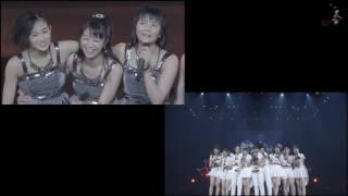 左:アンジュルム ファーストコンサートツアー 2015秋 『百花繚乱』 〜...