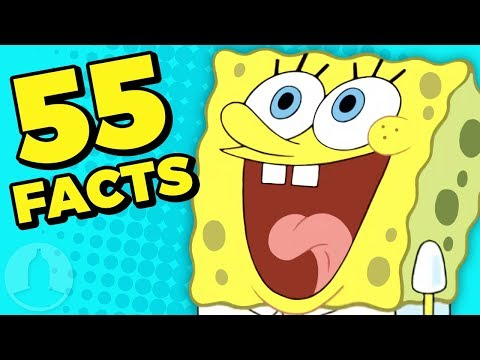55 Fascinating Facts About Spongebob Squarepants (Tooned Up S6 Ep20) | Channel Frederator