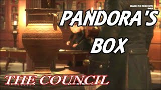 The Council - Episode 1: The Mad Ones - Opening Pandora