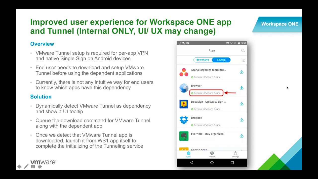 Deep Dive] The Latest VMware Workspace ONE Features | VMware