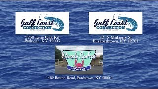 Gulf Coast Connection Seafood Store - Bardstown, KY