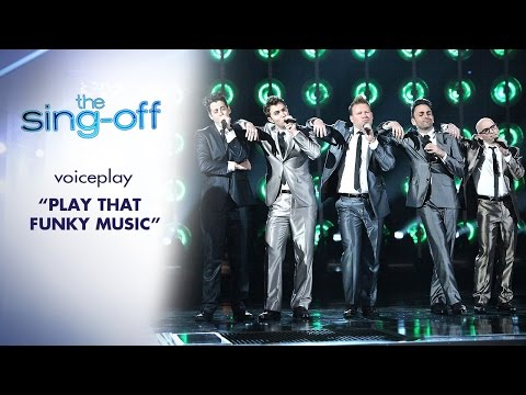 VOICEPLAY  Play That Funky Music THE SING OFF season 4 episode 2