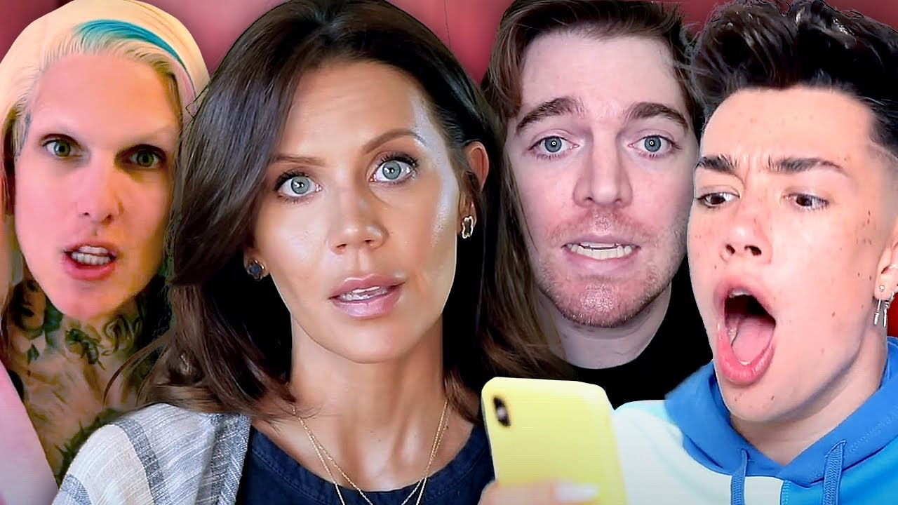 Download Shane Dawson REACTS to Tati Westbrook after she EXPOSES Jeffree Star & Shane for James Charles feud
