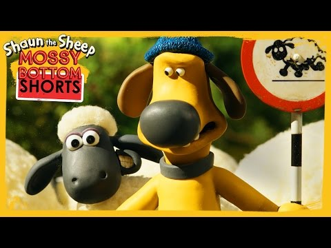 Stand Off - Shaun the Sheep [Full Episode]