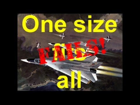 Warplane Disasters! Episode 20 Special: the F-111A Aardvark (Part 1 of 6)