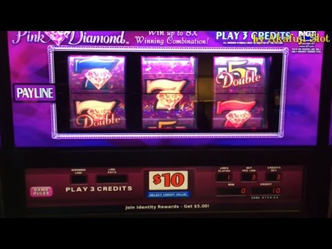 High Limit Free Play Live Series#9★Double PINK DIAMOND Slot Max Bet $30(FreePlay$1,500.00)+Jackpot