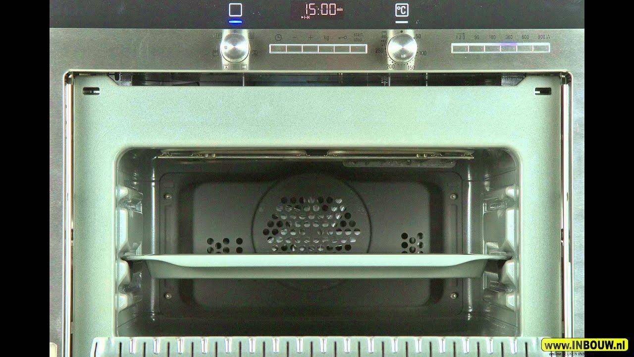 siemens hb84k552 inbouw combimagnetron met cookcontrol. Black Bedroom Furniture Sets. Home Design Ideas