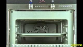 Siemens HB84K552 Inbouw Combimagnetron met CookControl