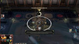 Warhammer 40000  Dawn of War III: Closed beta second tutorial