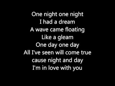 Deine Lakaien - One Night Lyrics By Cavalier