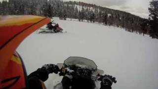 snowmobiling gopro hd Thumbnail