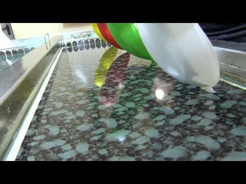Water Transfer Printing | Carshape ABS Samples (Film: HGA-S001)