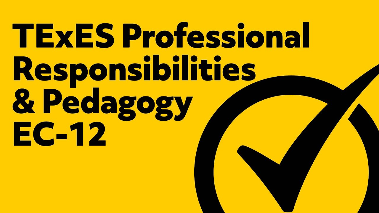 TExES PPR EC-12 (160) Prep - Study Guides w/ Practice Tests